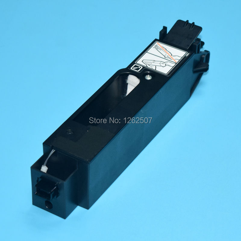 все цены на  Maintenance box for ricoh gc21 waste ink tank chip for ricoh gc 21 maintenance tank maintenance cartridge waste container  онлайн
