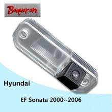 Бокерон для hyundai EF Sonata 1998 ~ 2006 заднего вида Камера HD CCD Ночное видение Обратный Парковка Резервное копирование Камера NTSC PAL