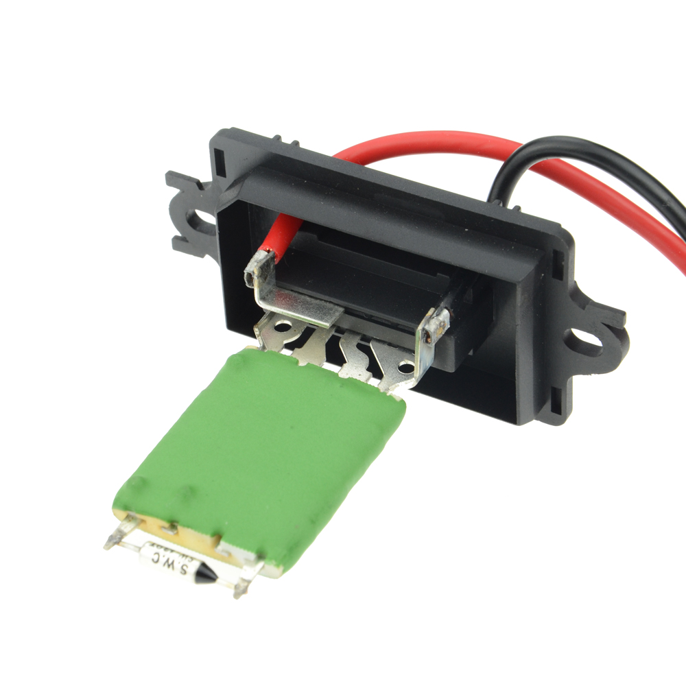 New Blower Motor Fan Heater Resistor for Renault Grand Scenic with Manual Climate Control 2003 2004