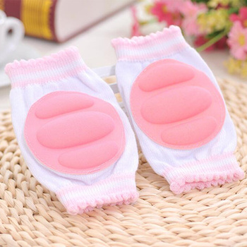 1 Pair Baby Knee Pads Protector Kids Children Safety Crawling Elbow Cushion Infants Knee Pads Protector Leg Warmers Baby 1