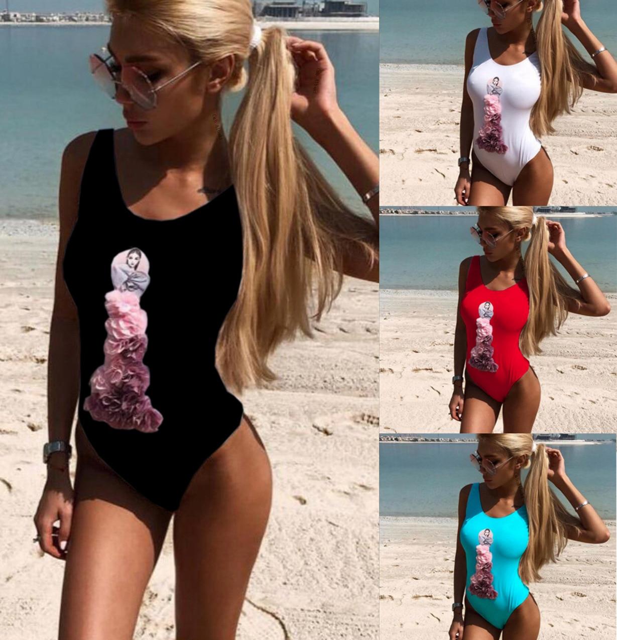Sports & Entertainment Phaixoneible 2019 New One Piece Swimsuit Women Swimwear Sexy Monokini Push Up Bathing Suit Female Trikini Lady Beachwear