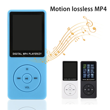 цена на Dropshipping Fashion Portable MP3 MP4 Player LCD Screen FM Radio Video Games Movie White/Blue/Black