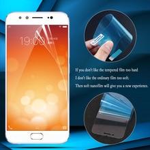 Nano Explosion-proof Film For Vivo Z3i Y97 Y95 Y85 Y83 Y81 Y79 Y75 Y69 Y67 Y66 Y55 X9S Screen Protector (Not tempered glass)