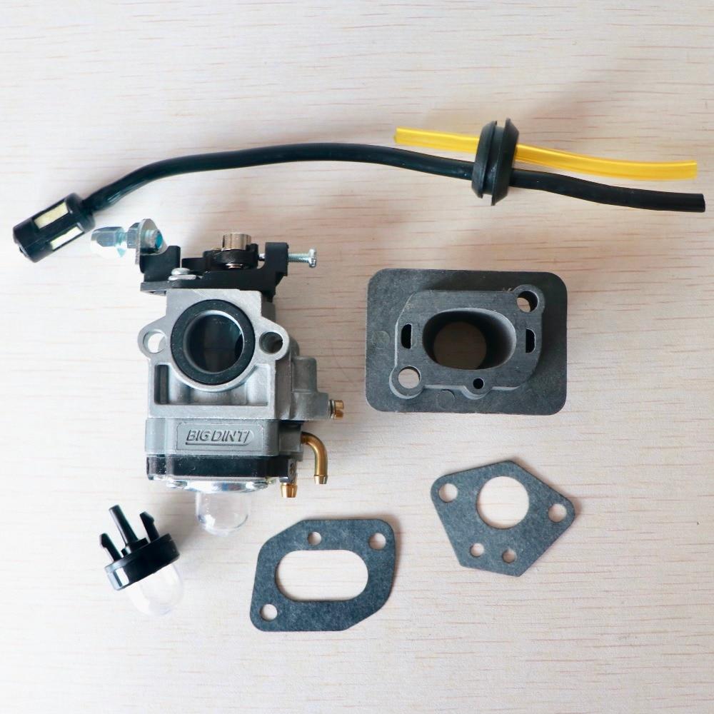 Carburateur Base connecteur collecteur d'admission tuyau de carburant 43cc 52cc 40-5 BC430 CG430 CG520 1E40F-5 44F-5 moteur débroussailleuse