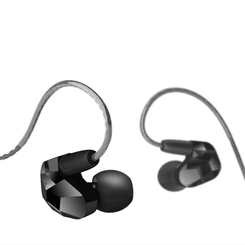 Moxpad X9 Pro Professional In Ear Sport Headphone with Mic for Cellphone with retail box