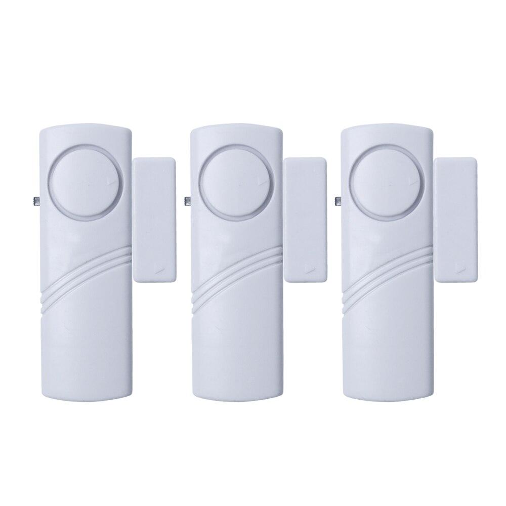 Saful Tür Magnetsensor 3 stücke Hause Fenster Sicherheit Alarmanlage Gerät Gute Quanlity