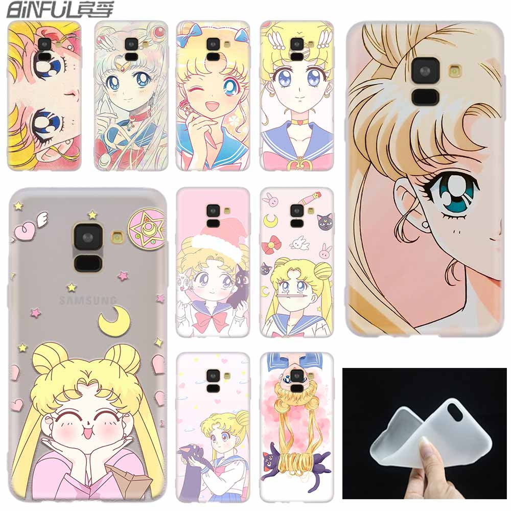 Cellphones & Telecommunications Hameinuo Sailor Moon Girls Cover Phone Case For Samsung Galaxy J1 J2 J3 J5 J7 Mini Ace 2016 2015 Prime Lovely Luster