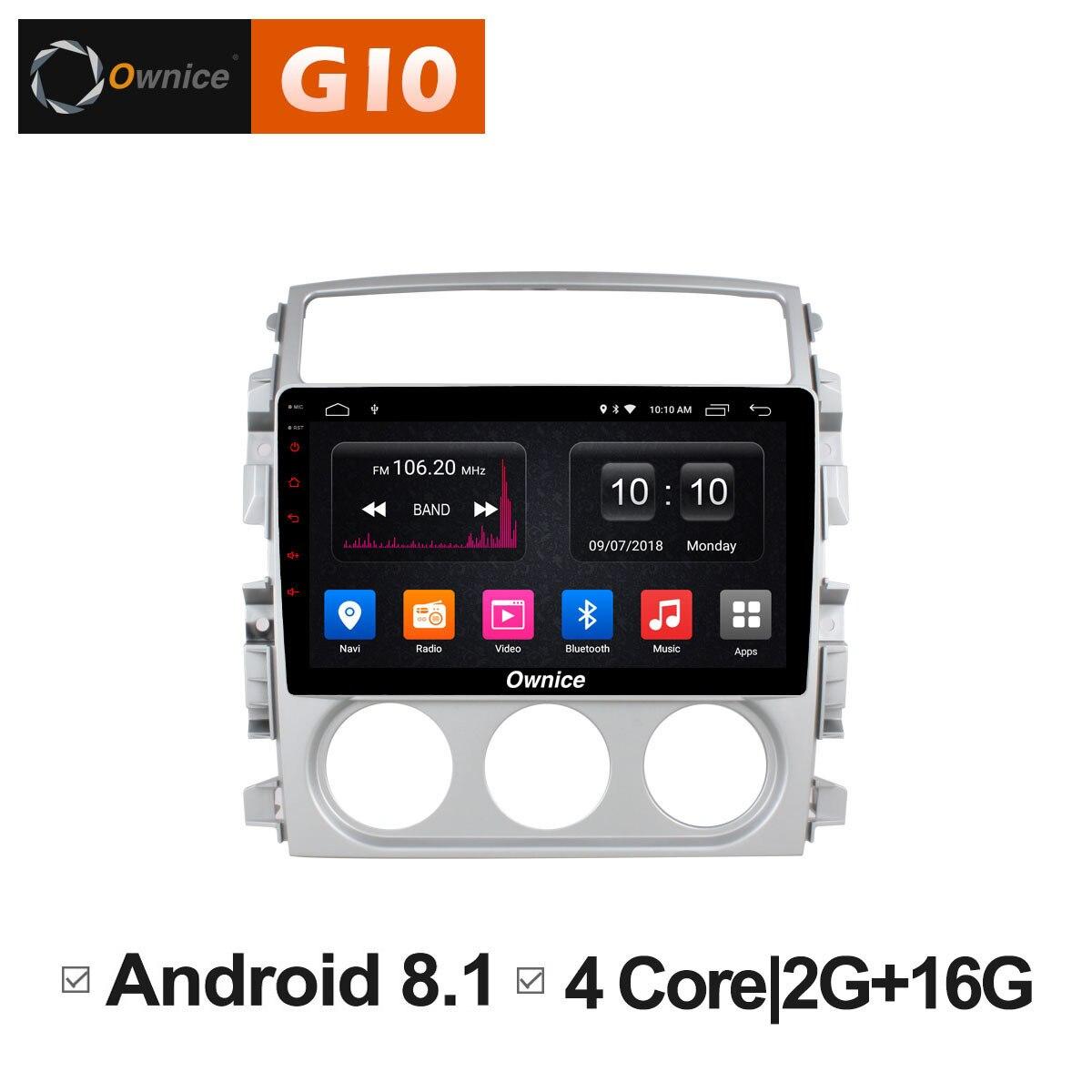 Android 8.1 Unité de tête de Voiture dvd Stéréo Multimédia lecteur Radio pour Suzuki Liana 2007 2008 2009 2010 2011 2012 2013 DAB + 4G SIM PC