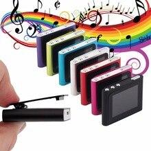 Pantalla LCD portátil 1.8 Pulgadas sexta Generación Multimedia de Música de Vídeo película fm radio mp4 jugador de la ayuda 2-16 gb sd micro tf