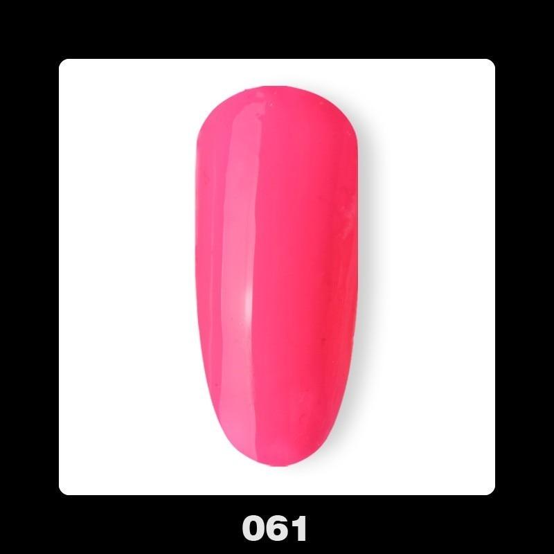 Μοντέρνο 1pc απορροφούν Rose Rose Pink Χρώμα - Τέχνη νυχιών - Φωτογραφία 3