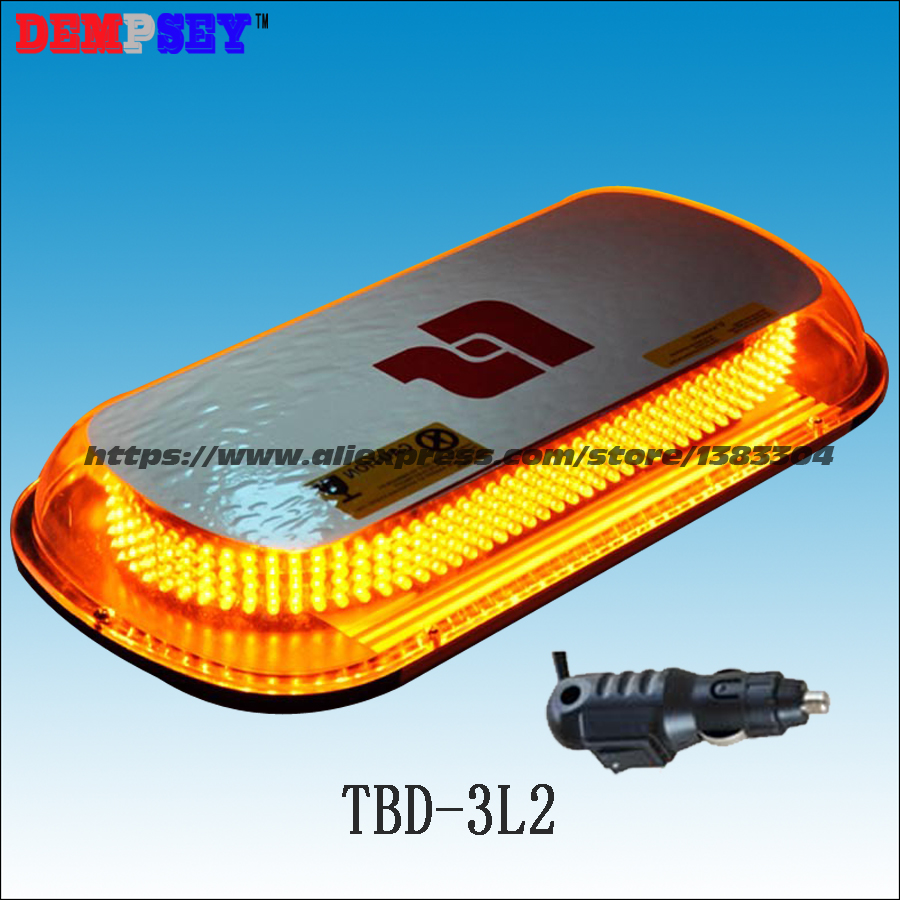 TBD-3L2 LED Super bright mini lightbar,DC12/24V Amber emergency warning lightbars,trucks/fire/Police cars Strobe Flashing  light a975got tbd b a975got tba ch a975got tbd ch touch pad