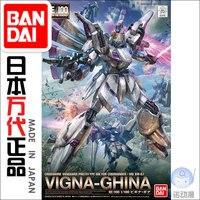 25768 RE 1/100 VIGNA F91 1/100 Bandai Gundam XM 07 Vigna Ghina Action Figure M Kit giocattolo