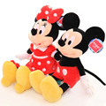 New high quality Mickey Mouse & Minnie Mouse plush toys Stuffed animals plush Toys As Gift