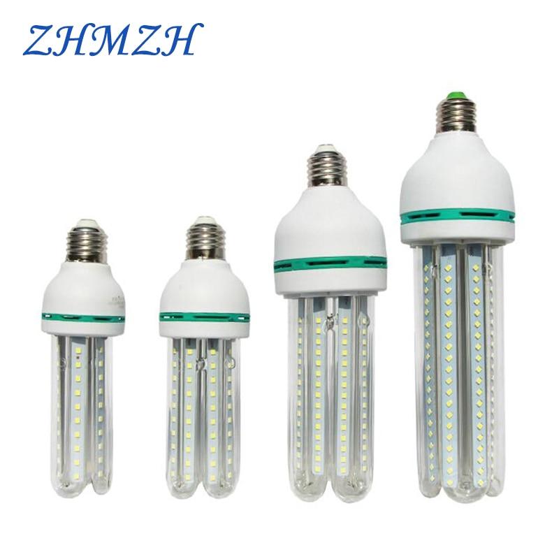 E27 LED Corn Bulb 220V Energy Saving Lamp 3W 5W 7W 9W 12W Energy-saving Tube SMD 2835 Bombilla Lighting Candle Led Light Bulb