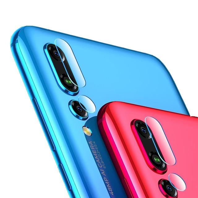 Lente da câmera Protetores Screenprotector Para Huawei Companheiro P30 P20 20 Pro Lite P Inteligente 2019 Nova 3i 4 Coque Glas protetor De Lente