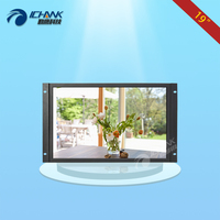 ZK190TN V592 19 Inch 1440x900 16 10 Widescreen BNC HDMI Metal Shell Embedded Open Frame Wall
