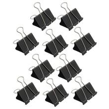 BLEL Hot 10x 51mm paper clip multi-purpose terminal paper clip long tail clip