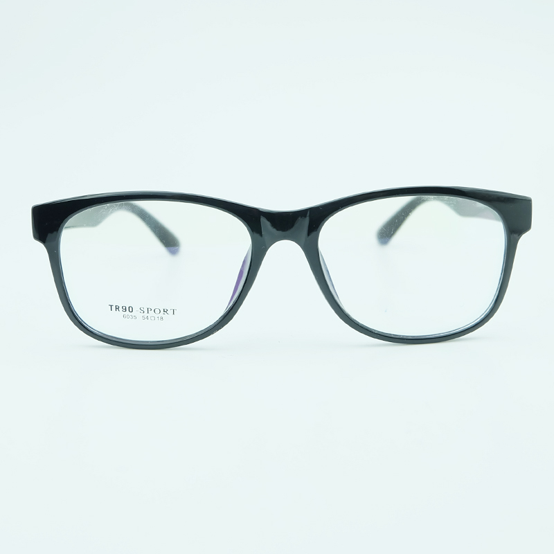 245284e0d0 TR90 Square Men Spectacles Frame Computer Goggles Super Light Plastic  Reading Glasses Frame Women Prescription Eyeglass Frames