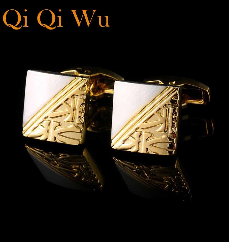 Detail Feedback Questions About Men Jewelry Luxury Shirt Cufflinks