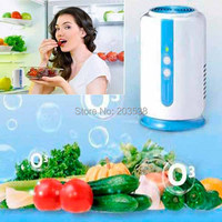 Home Health Fridge Fruit Vegetables Food Shoe Wardrobe Car O3 Ionizer Disinfect Ozone Generator Sterilizer Fresh