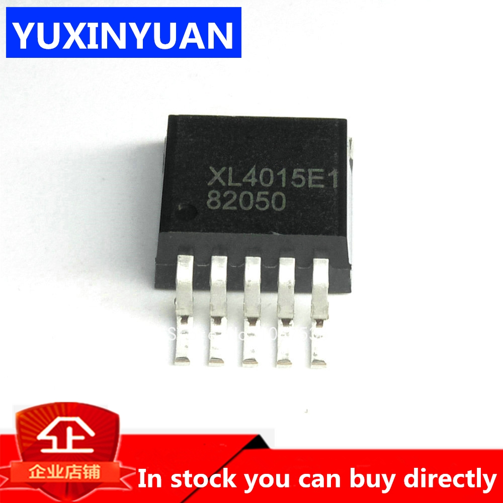 YUXINYUAN 1pcs  XL4015E1 XL4015 TO-263  Can Be Purchased Directly