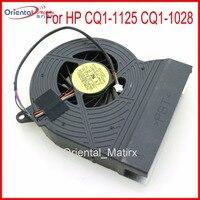 Miễn phí Vận Chuyển DFS601605HB0T DC5V 0.50A 4Pin Cho HP CQ1-1125 CQ1-1028 CPU Máy Tính Cooler Quạt Làm Mát
