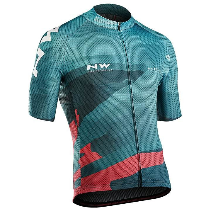 2018 New NW Summer Short Sleeve Quick Dry Pro Team Cycling Jersey Bycicle Clothing Ropa Ciclismo Bike Clothes