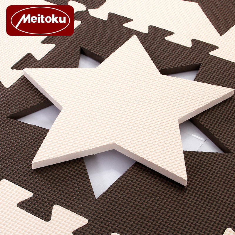 Meitoku-Baby-EVA-Foam-Puzzle-Play-Mat-kids-Star-Rugs-Toys-carpet-for-childrens-Interlocking-Exercise-Floor-TilesEach30cmX30cm-1