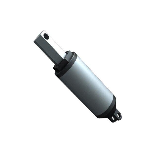 цена на 230mm/sec=9.2inch/sec speed 50N=5KG=11LBS load 150mm=6inch stroke 24V DC High speed DC mini linear actuator LA13