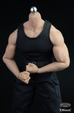 3 colors 1/6 Scale Vest pants belt shoes model for M34 Strong muscle male body 12 inches action figure accessories