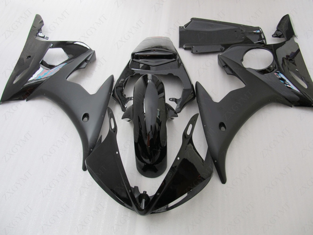 YZFR6 2003 - 2005 Fairing Kits YZF R6 03 04 Black Fairing YZF600 R6 2005 Fairing Kits