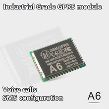 GPRS module + GSM module A6 \ SMS \ voice \ development board \ wireless data transmission IOT Artificial Intelligence цена