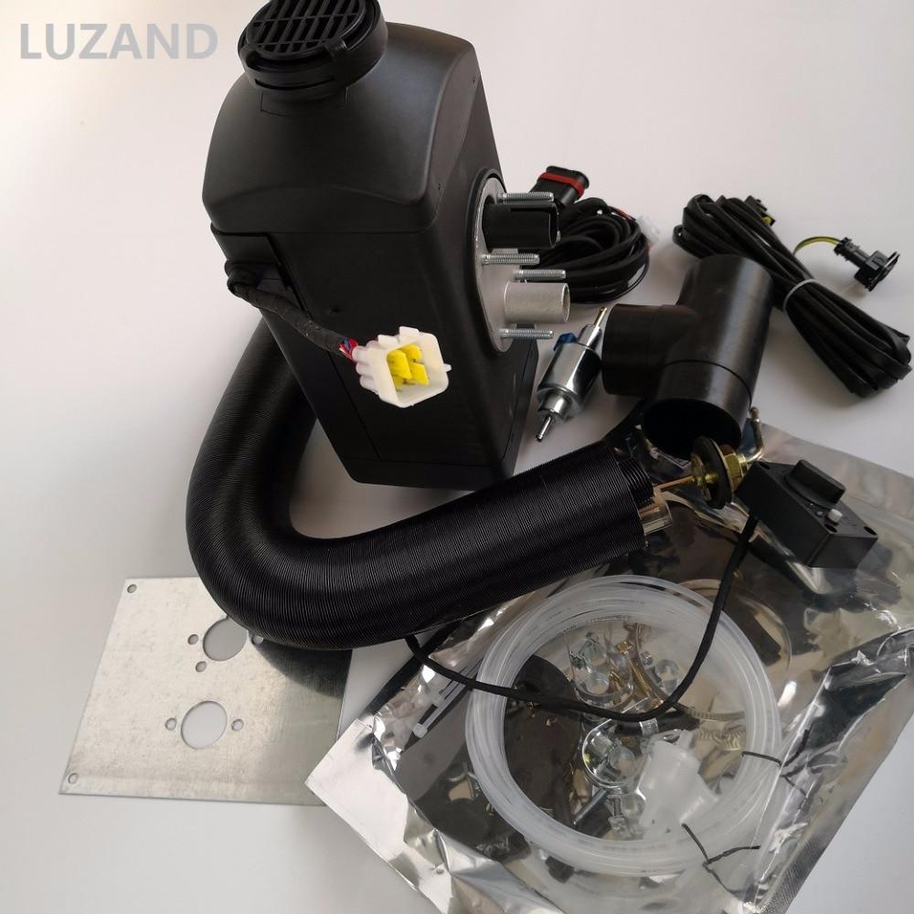 Doprava zdarma Nové 2kw 12V vzduchový naftový ohřívač pro - Elektronika Automobilů