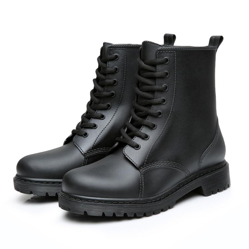 Comprar 2018 Botas De Lluvia Impermeable Zapatos Mujer