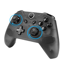 1pc/2pcs Bluetooth Wi-fi Sport Controller Gamepad Joypad Distant for Nintend Change Console Gamepad