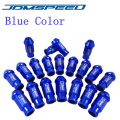 Xpower- UNIVERSAL JDM RACING D1 SPEC  WHEEL LUG NUTS M12X1.25MM  FORNissan Subaru infiniti 20PCS