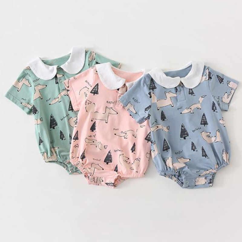 Новорожденные Близнецы Костюмы платье-шорты с длинными рукавами и воланами ребенка 6-18 месяцев Одежда для новорожденных мальчиков детские Костюмы