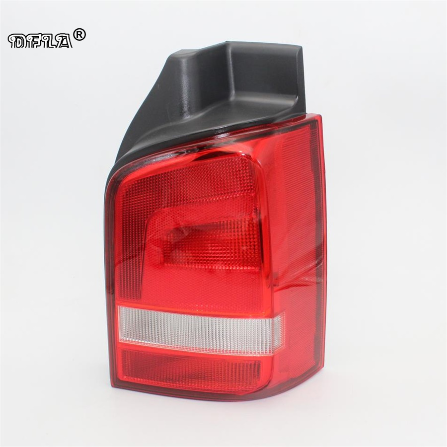 Rear Right Side For VW T5 T6 Multivan Transporter 2010 2011 2012 2013 2014 2015 Car-styling Rear Lamp Tail Light car rear trunk security shield cargo cover for volkswagen vw golf 6 mk6 2008 09 2010 2011 2012 2013 high qualit auto accessories