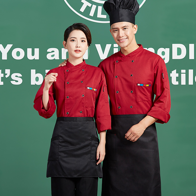 Chef Work Clothes Short Sleeve Chinese Restaurant Uniforms Chef Service Canteen Uniform Cook Tops Men Women Kitchen Wear XXXL