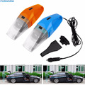 Car Vacuum Cleaner 120W Wet Dry Dual-Use Super Suction Car Use Portable Dust Hand Vacuum Cleaner 12V With 4M Cable