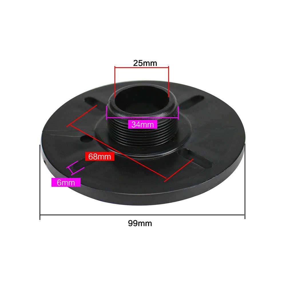 GHXAMP трехкратный Высокочастотный динамик Рог винт рот 34 44 51 ядро универсальный рупорный адаптер пластина приводная головка 1 шт.