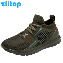 2017 new arrive Ziitop men running shoes For Best Trends Run Athletic Trainers Zapatillas Hombre Sports shoes men Sneakers Men