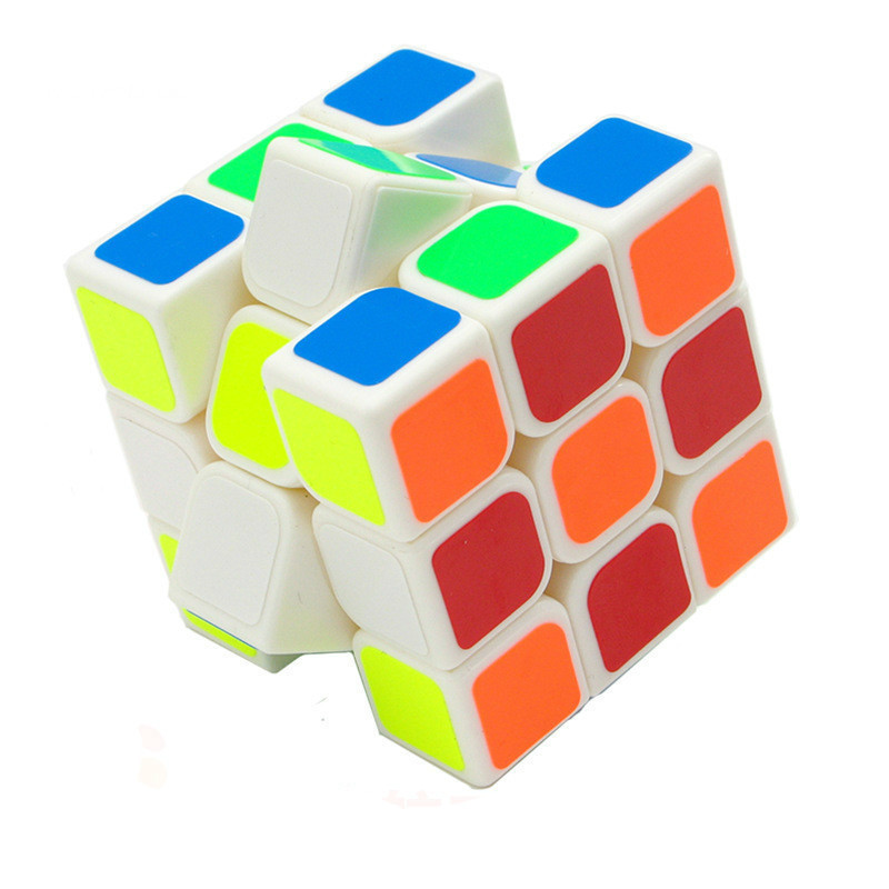 QIYI Gan Neo Cube Magic Fidget Magico Cube Magic 3x3x3 5.6 CM Carbon Fiber Sticker Professional Cubo Gan Toys For Children Cubo