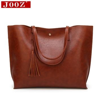 ea48035e8380 Lembut kulit Wanita Tas Retro Simple Designer Handbags Mewah kualitas Lady  Shoulder Crossbody Tas berpohon wanita Messenger Bag 32949123642