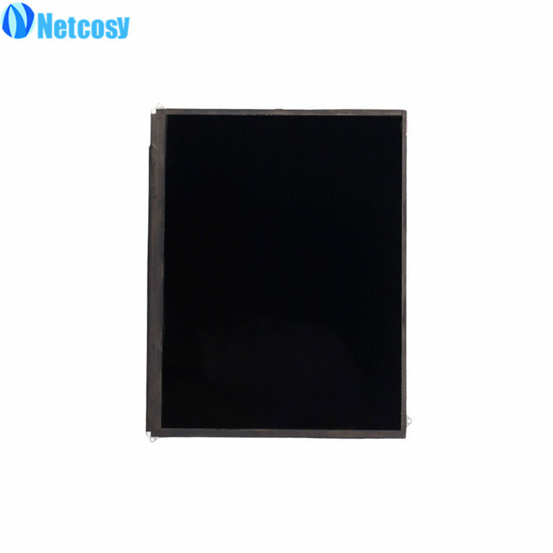 Netcosy LCD Display Screen For iPad 2 A1376 A1395 A1397 A1396 tablet Perfect Replacement Parts Digital Accessory For ipad 2 new genuine 9 7 inch tablet lcd screen display repair part for ipad 2 2rd lcd screen panel a1395 a1396 a1397 replacement