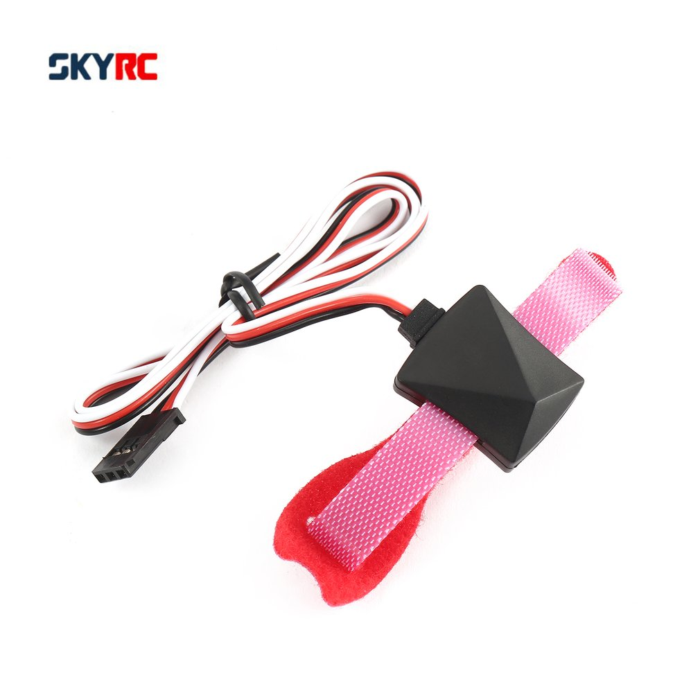 SKYRC Temperature Sensor Probe Checker Cable with Temperature Sensing for iMAX B6 B6AC Battery Charger Temperature Control Parts-in Drone Cables from Consumer Electronics