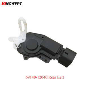 Image 2 - Rear Left & Right Car Central Door Lock Actuator Assy for Toyota Corolla 2000 2008 69140 12040 6914012040 69130 12040