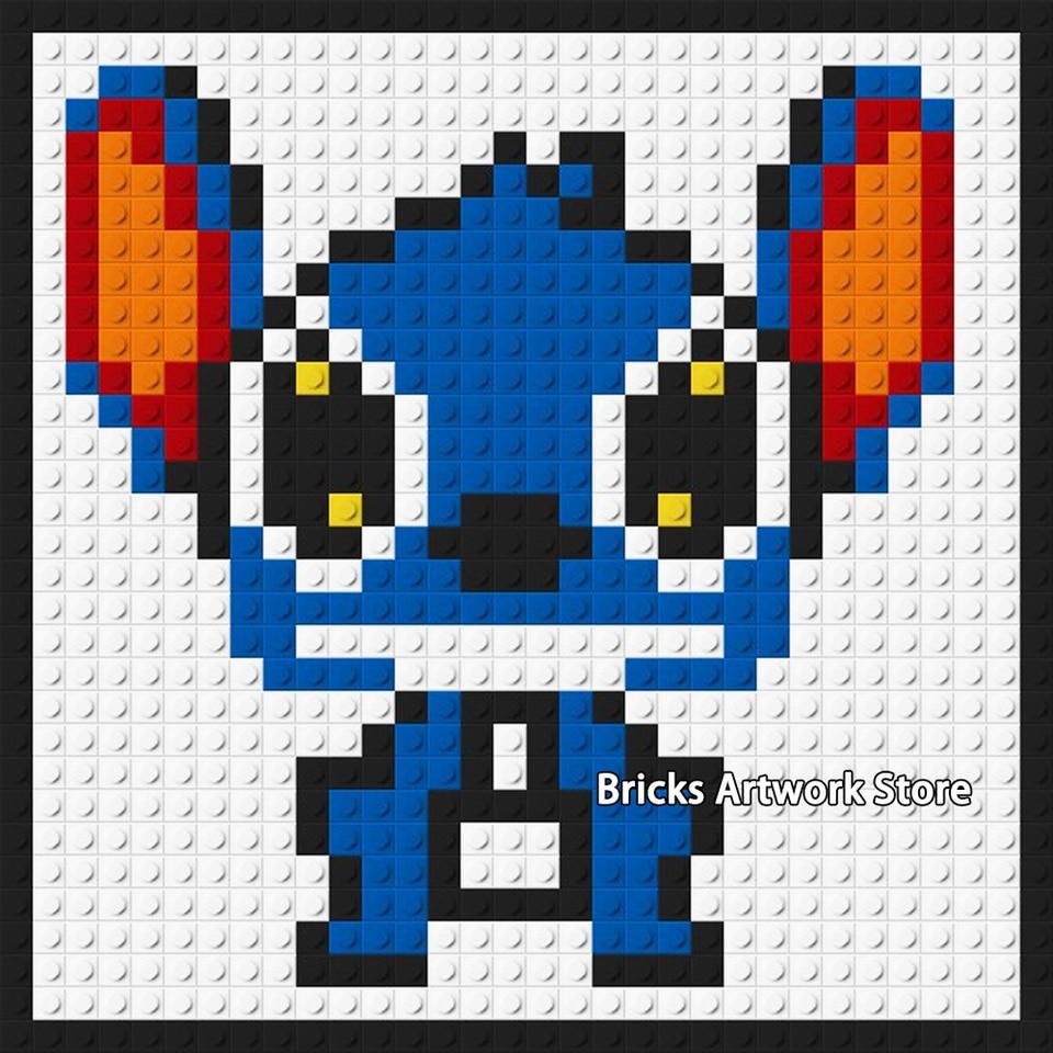 Pixel Art Grid Stitch Pixel Art Grid Gallery