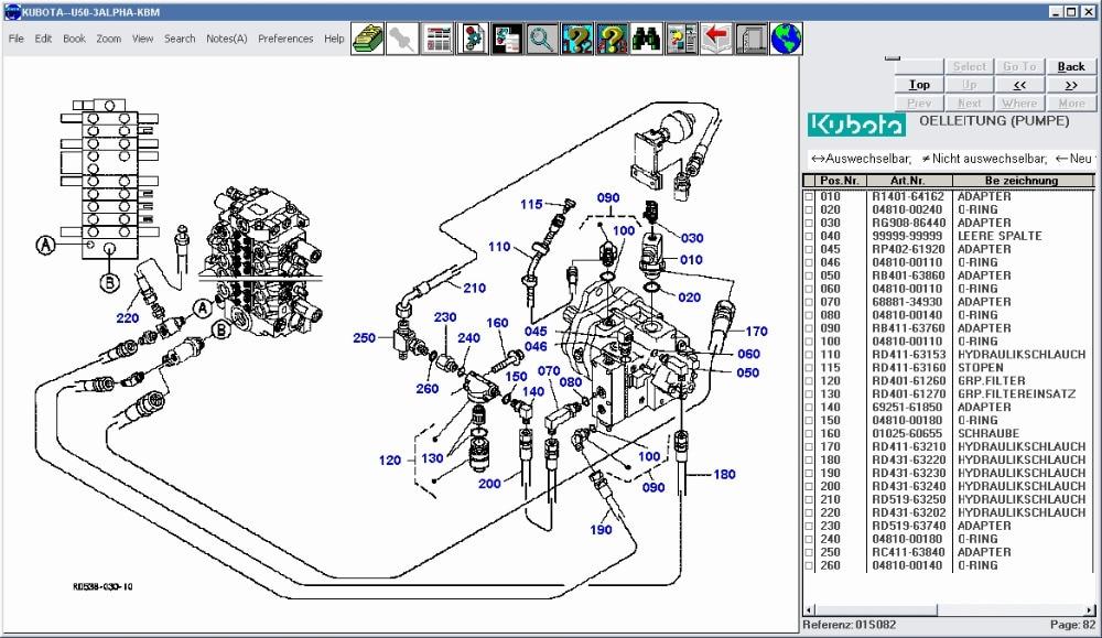 free shipping Kubota Parts Catalogue 2010 Tractors Construction Utility Vehicle l2600 wiring kubota www imagenesmi com