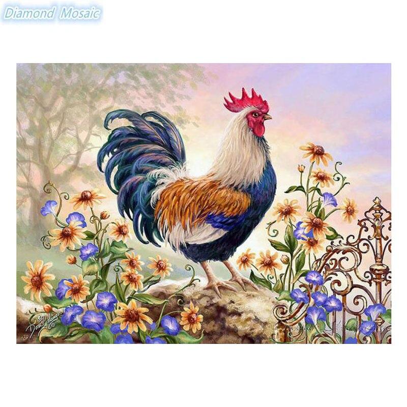 98+ Pola Gambar Hewan Ayam Gratis Terbaru